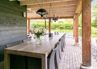 veranda tuinhuis